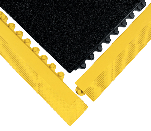 24/7 Solid Anti Fatigue Mat Tiles
