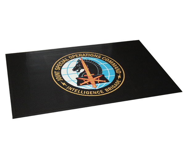 All-Rubber Custom Logo Mats