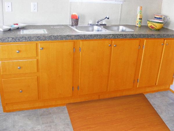 Wood Design Kitchen Mats