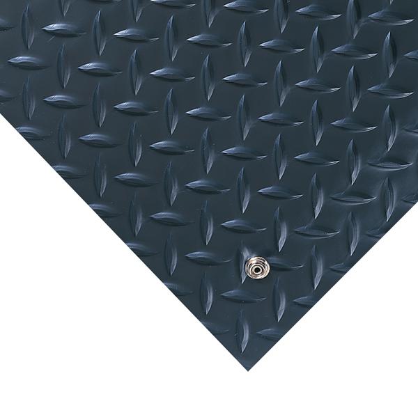 Diamond Plate Conductive Anti Static Mats
