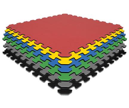 SoftFoam Puzzle Tiles