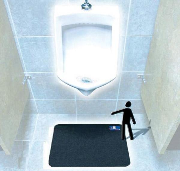 Classic Disposable Urinal Mats