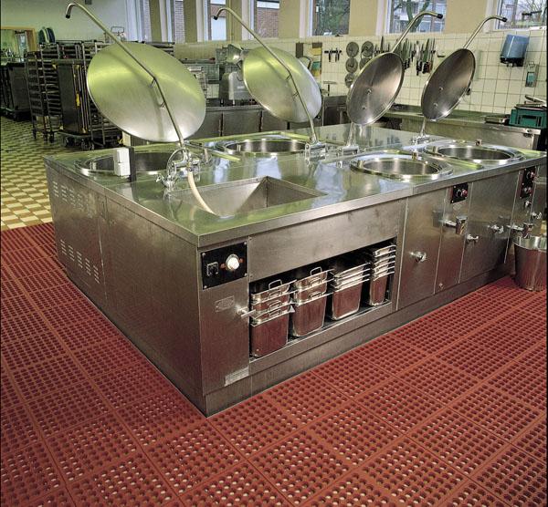 Interlocking Kitchen Mats