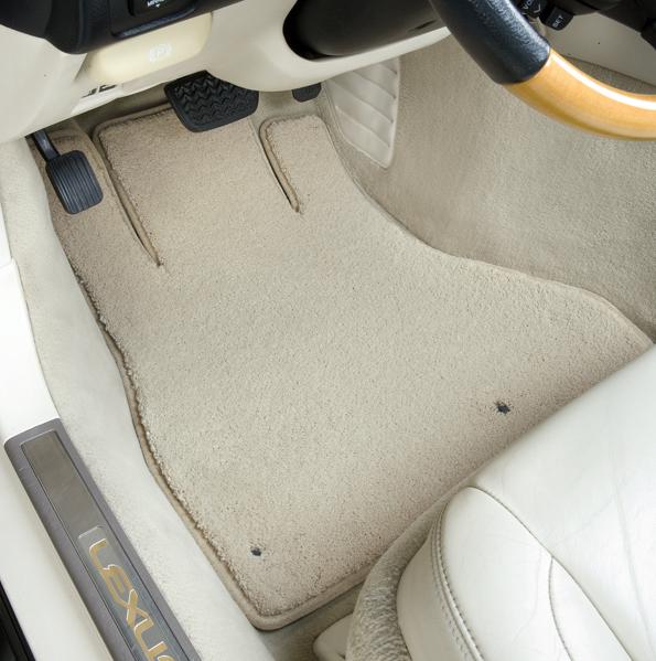 Luxe Carpet Car Mats