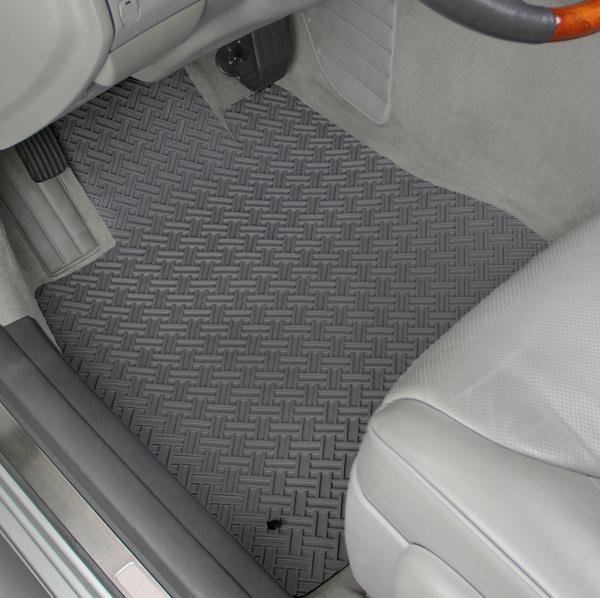 Heavy-Duty Rubber Northridge Car Mats