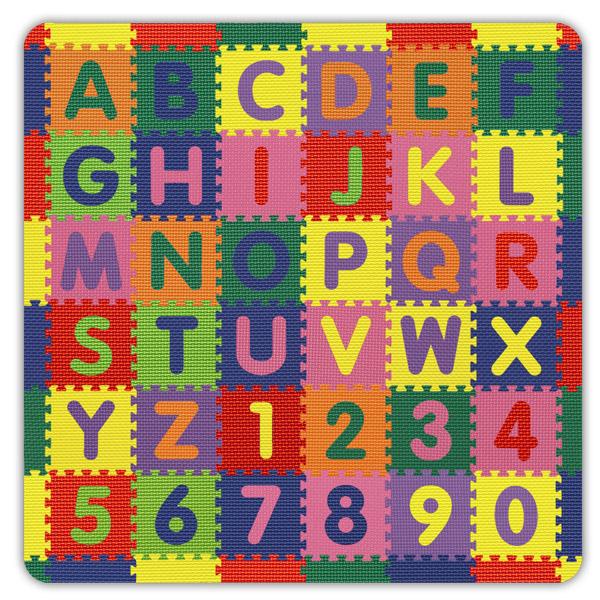 PlaySoft Foam Puzzle Tiles