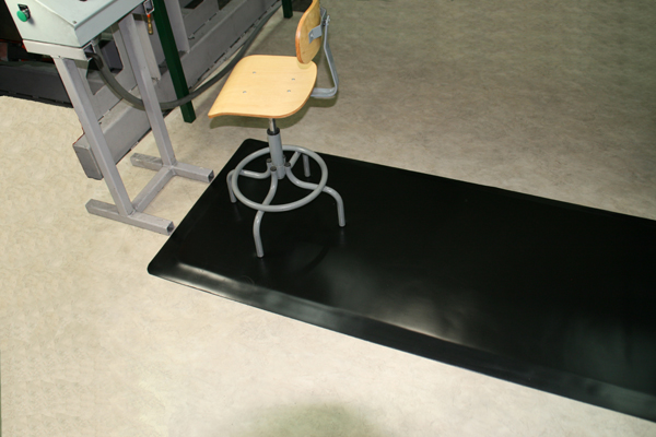 Non-Puncturing Anti Fatigue Mats