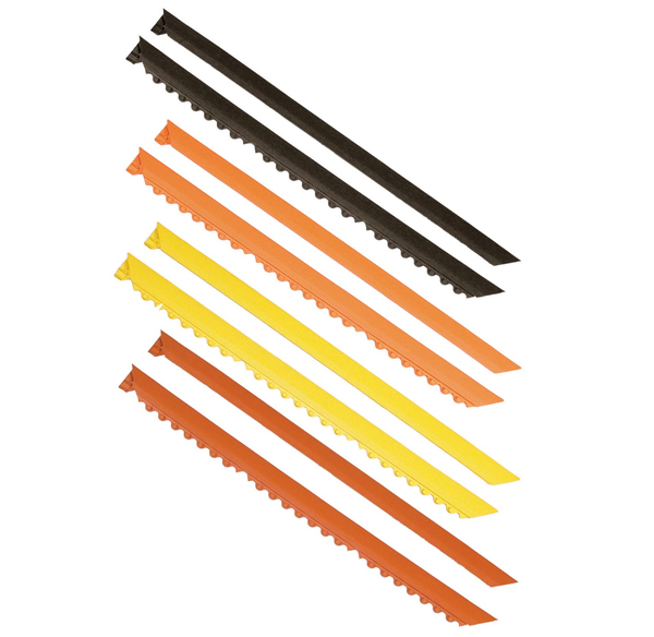 Ramps for Interlocking Rubber Mats