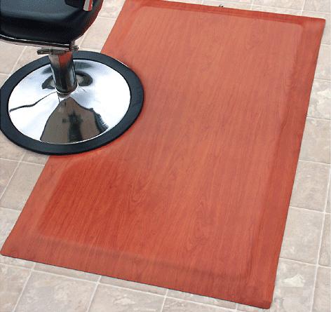 Wood Design Salon Mats