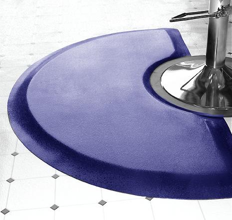 Textured Design Salon Mats