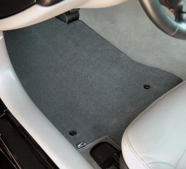 Velourtex Carpet Car Mats