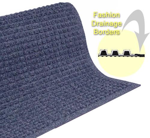 Waterhog Fashion Drainage Mats