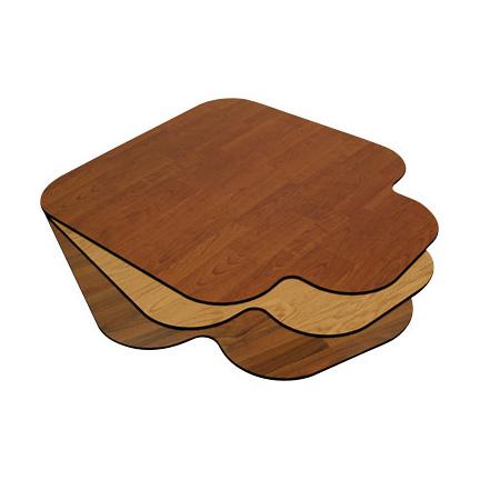 Wood Chair Floor Mats