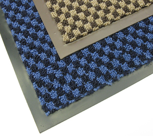 Checkerboard Door Mats