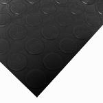 Circular Disk Garage Flooring