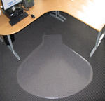 Workstation Chair Mats